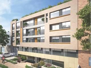 Baumeister Casas modernas de PROYECTO BAUMEISTER Moderno