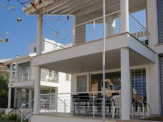 Modern houses by Technowood srl Modern