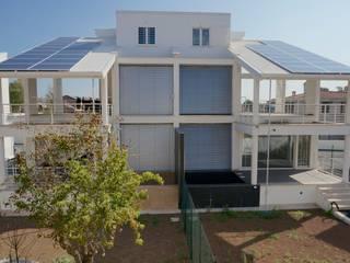 Technowood srl Modern houses