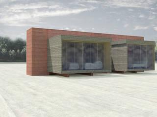 Casa 0 Casas estilo moderno: ideas, arquitectura e imágenes de Voavista Moderno