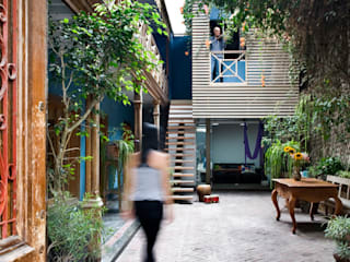 Garden by Marina Vella Arquitectura, Modern