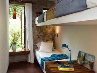 Casa Chontay Modern style bedroom by Marina Vella Arquitectura Modern