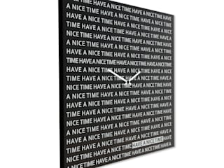 Nice Time Clock Oleh dESIGNoBJECT.it Minimalis