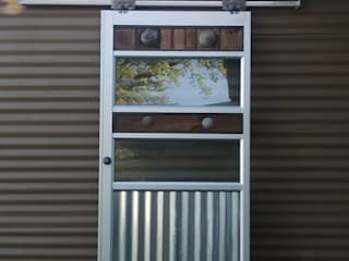 Our range of doors,windows,mirrors,showers,splash backs , etc.......:  Windows by Tech Glass and Aluminium, Rustic