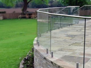 Our range of doors,windows,mirrors,showers,splash backs , etc....... by Tech Glass and Aluminium Modern