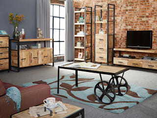 de estilo industrial de Asia Dragon  Furniture  from London, Industrial