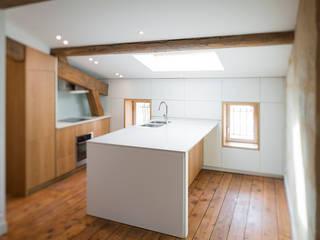 Minimalist kitchen by AMBA Minimalist
