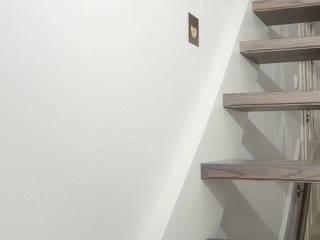 LED-Leuchten für Sicherheit und ein schöne Beleuchtung:   von STREGER Massivholztreppen GmbH