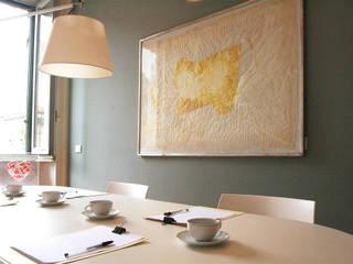 Studio Legale Complesso d'uffici moderni di ds | design in scena | Moderno
