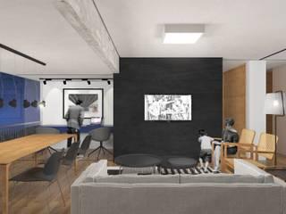 modern  by Ar:Co - Arquitetura Cooperativa, Modern