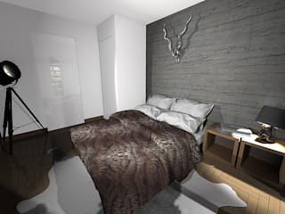 Modern Bedroom by Awer Design Modern