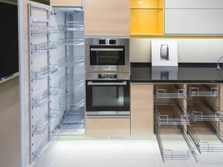 Cocina a medida Cocinas de estilo moderno de Duo Arquitectura y Diseño Moderno