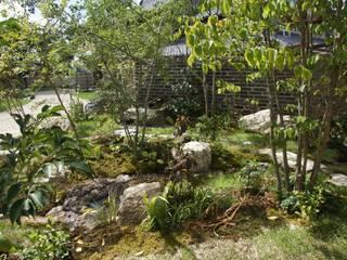 Modern style gardens by 一景 Modern