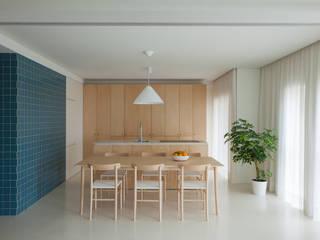 forte apartment Cozinhas modernas por merooficina Moderno