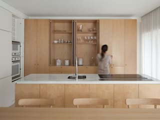 Modern kitchen by merooficina Modern