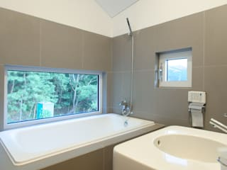 Baños de estilo  por 위빌 , Moderno