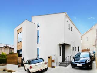 Modern houses by 遊友建築工房 Modern
