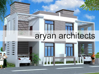 by Aryan Architects