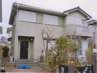 Eclectic style houses by Danke Cura 暖家の蔵 (ダンケノクラ) Eclectic