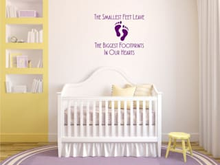 Children Wall Stickers Modern walls & floors by Unique Vinyl And Print Modern