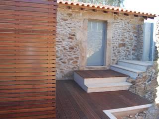 Casa de Campo por Engebasto - Atividades de Engenharia e Arquitetura, Lda