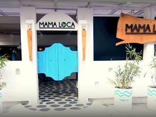 Mama Loca:  Hotels by Shadab Anwari & Associates.,