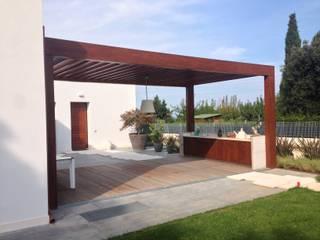 Contemporary garden Giardino moderno di GAAP Studio Giorgio Asciutti Architetto Paesaggista Moderno