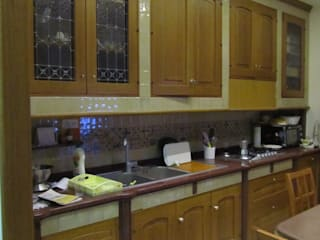 Cucine in muratura: Cucina in stile  di Cesario Art&Design, Mediterraneo