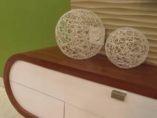 Salas de estilo moderno de Dew Drops Moderno
