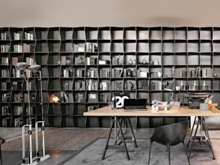 BandIt Design Study/officeCupboards & shelving Iron/Steel Black