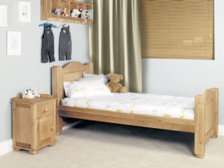 Amelie Children's Oak Furniture ~ A timeless classic de Asia Dragon Furniture from London Clásico