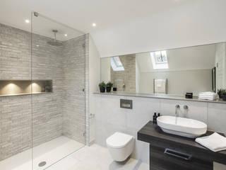 浴室 by Studio Hooton