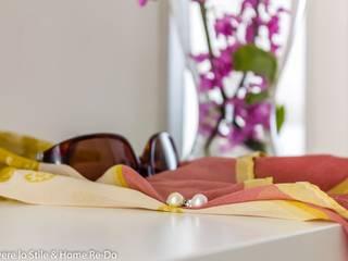 Vivere lo Stile Vestíbulos, pasillos y escalerasAccesorios y decoración Algodón Rosa