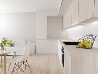 Frühling Wohnung FOORMA Minimalistische Küchen