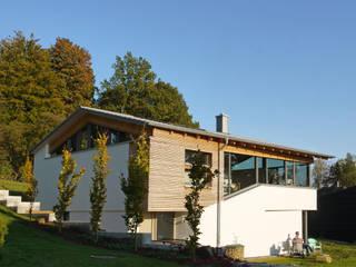 스칸디나비아 주택 by K2 Architekten GbR 북유럽