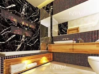 Bathroom by KARU AN ARTIST, Modern