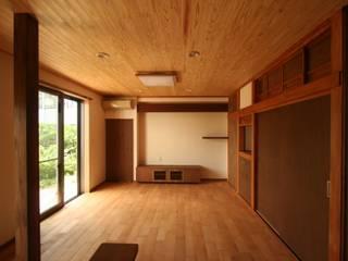 株式会社シオン Dinding & Lantai Gaya Klasik Parket Wood effect