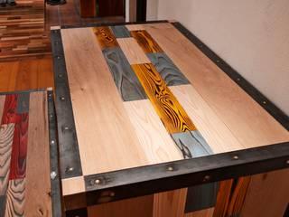 株式会社シオン HouseholdStorage Parket Wood effect