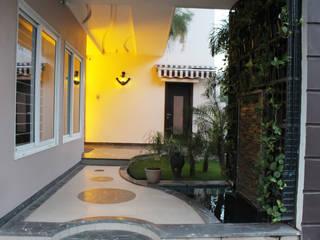 حديقة تنفيذ Shadab Anwari & Associates.