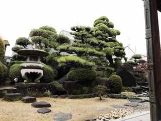杉田造園 株式会社 Jardin asiatique Pierre