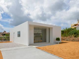 모던스타일 주택 by 門一級建築士事務所 모던 철근 콘크리트