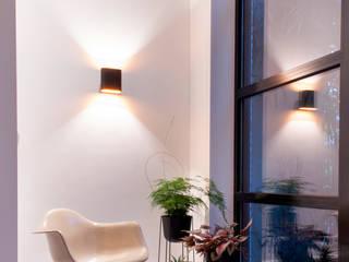 Modern style conservatory by IJzersterk interieurontwerp Modern