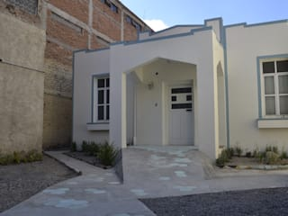 by CUBO ROJO Arquitectura