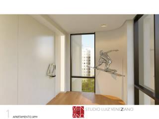 Modern Windows and Doors by STUDIO LUIZ VENEZIANO Modern
