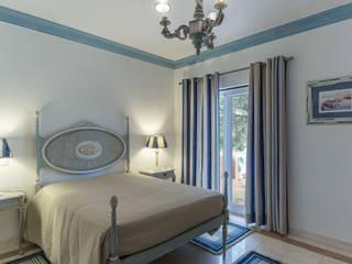 Zenaida Lima Fotografia Rustic style bedroom