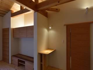 作品: 空間工房 森田が手掛けた廊下 & 玄関です。