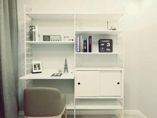 일산 홈스타일링 (Ilsan homestyling) Oficinas y bibliotecas de estilo moderno de homelatte Moderno