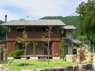 y邸: 空間工房 森田が手掛けた家です。
