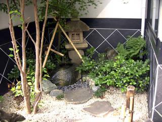 庭園作品 モダンな庭 の 有限会社太陽造園 モダン