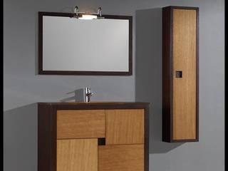 浴室 by Milar Lobo Estudio Cocinas, 現代風